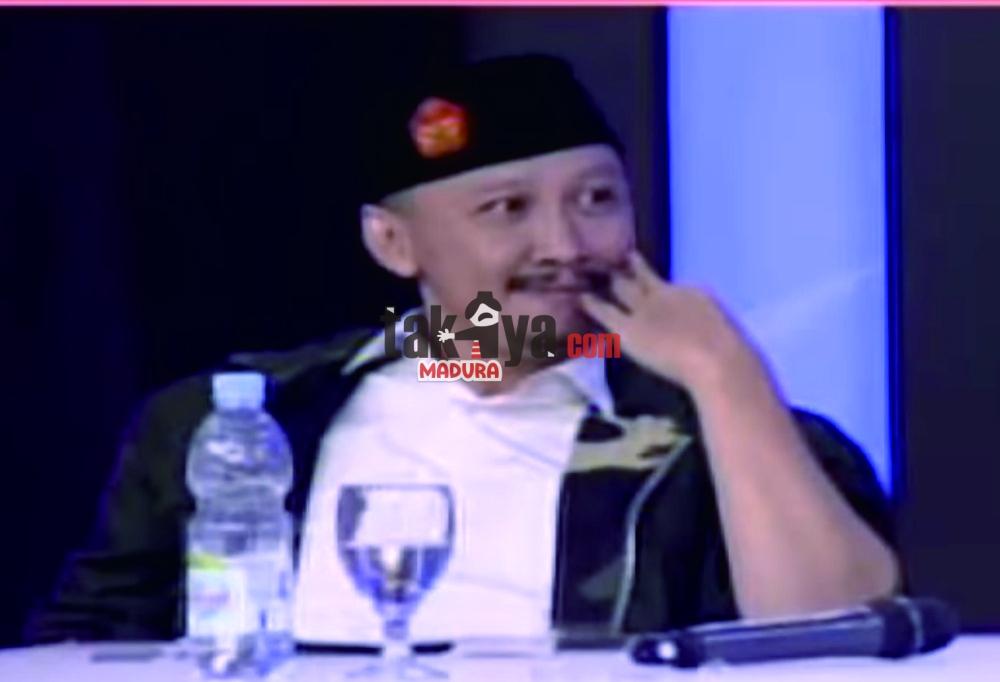 Mahfud Md Singgung Keras Abu Janda