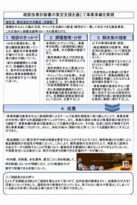 支援事例1(㈱中川商店)