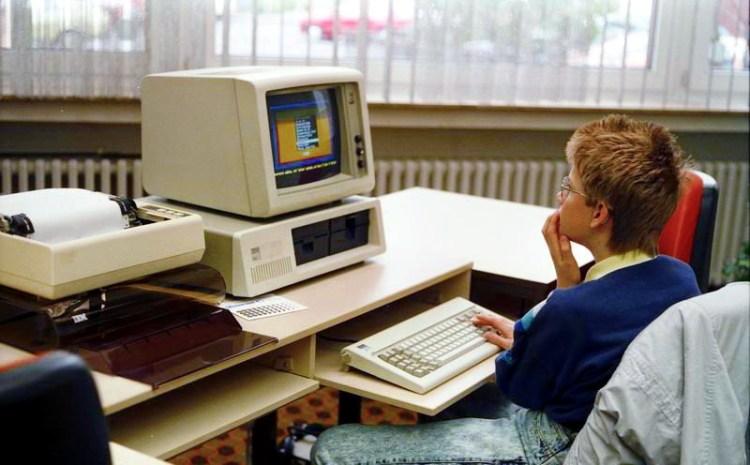 sejarah komputer - IBM PC
