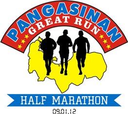 Pangasinan Great Run 2012