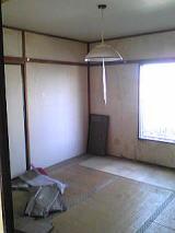北側和室2間の押入れはクローゼットにします