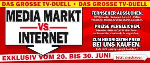 Mediamarkt vs. Internet
