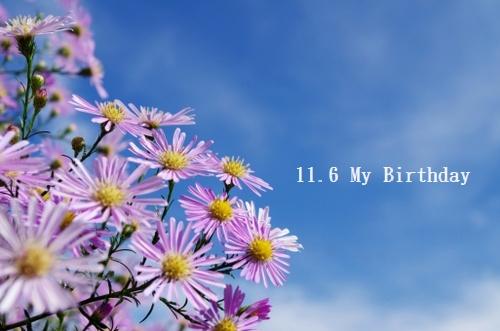 独りきりの誕生日