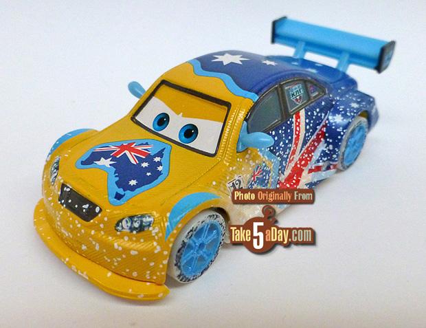 Mattel Disney Pixar CARS Ice Racers Wave 2 Ice Racer