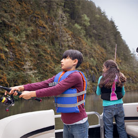All the fishing resources you need in one place  to learn, plan, and equip for a day on the water. Get on Board and create your own adventure.