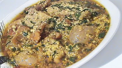 Okazi soup recipe, ukazi soup recipe,okazi soup