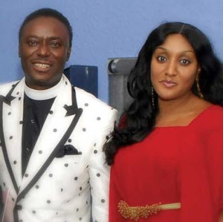 Image result for chris okotie wedding pictures