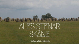 Ale's Stones, the Swedish Stonehenge (Ales Stenar)