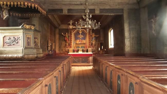Bosebo kerk