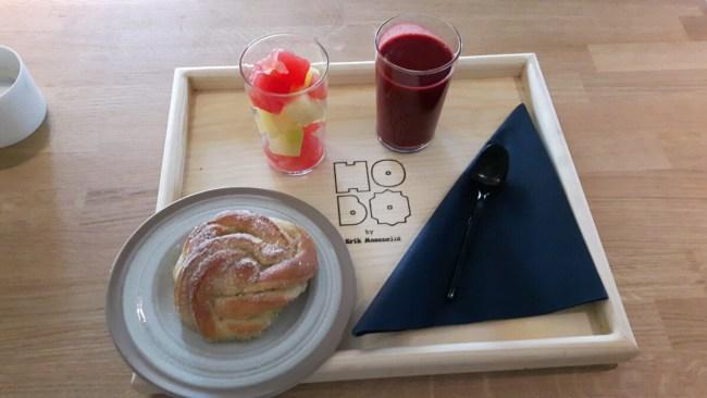 Ontbijt bij Hobo