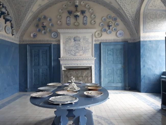 Porseleinkamer Drottningholm Slott