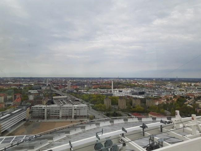 Skyview Globen Stockholm