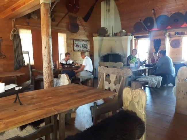 Birka restaurant