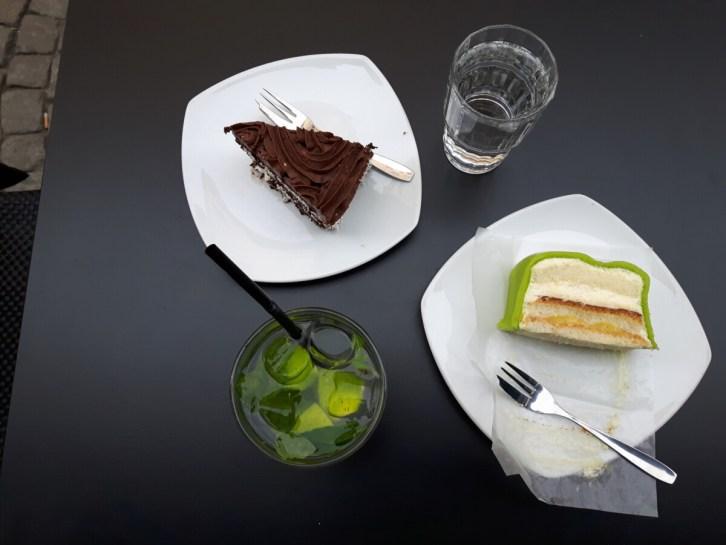 Café Kladdkakan - Stockholm