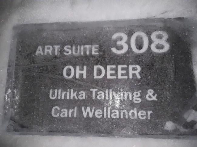 Oh deer-suite ijshotel 365