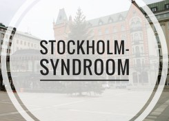 Norrmalmstorg Stockholmsyndroom