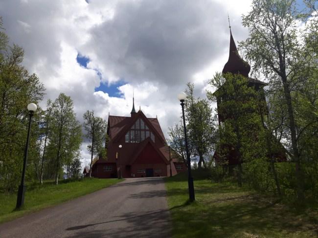 Kerk Kiruna