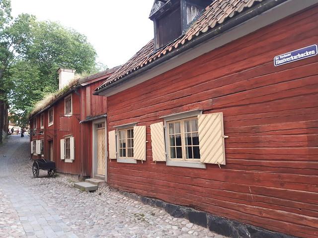 Huisje in Skansen