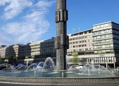 Sergels Torg - Stockholm