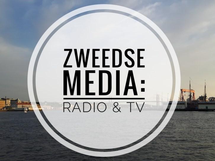 Zweedse media - radio & tv