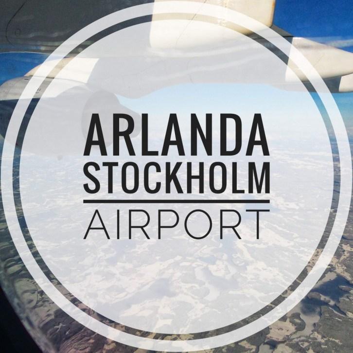 Arlanda Stockholm luchthaven