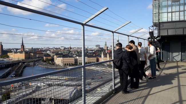 Gondolen Stockholm