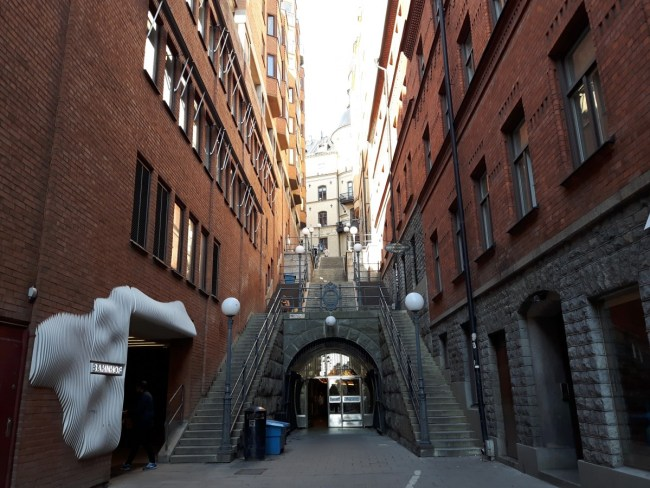 Brunkebergstunnel Stockholm