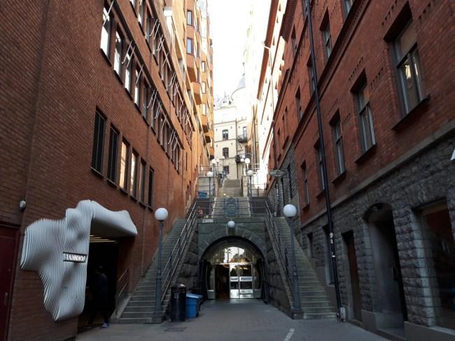 Brunkeberg Tunnel Stockholm
