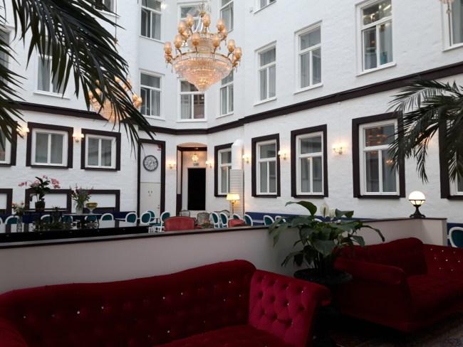 Hotel Bentley's Stockholm