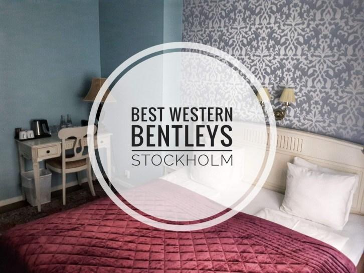 Best Western Bentleys Hotel Stockholm