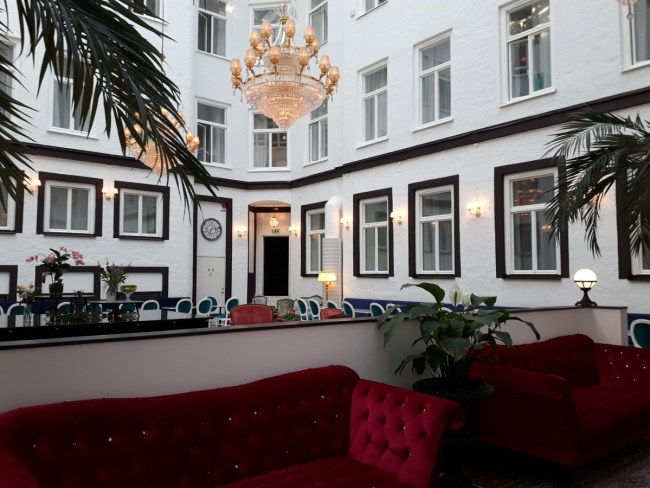 Hotel Bentleys in Stockholm