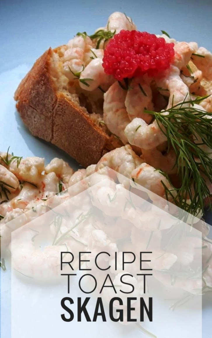 Recipe Toast Skagen