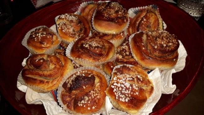 Recept kanelbullar