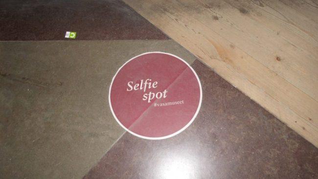 Vasamuseet - Vasa museum Stockholm selfie spot