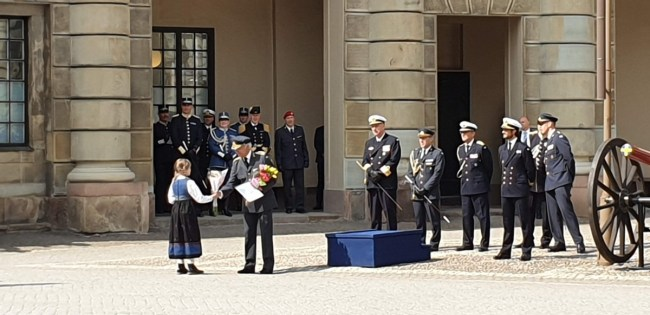 Verjaardag Zweedse koning Carl Gustaf 2019