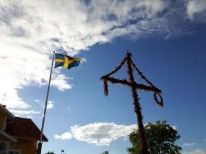 Midzomer in Zweden