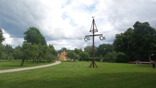 Julita Manor - midsummer