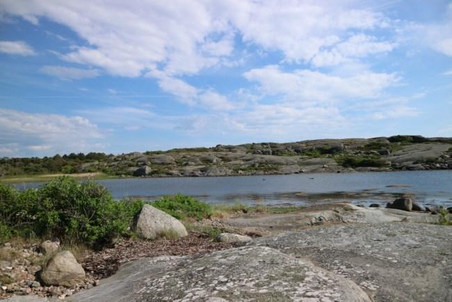 Archipel aan de westkust van Zweden - Ersdalens natuurreservaat