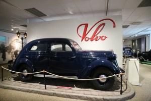 Volvo Museum Göteborg