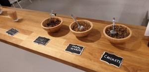 Proevertjes in het Disgusting Food Museum