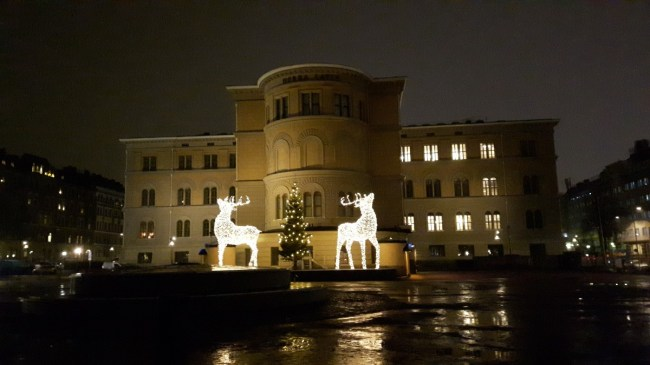Kerst in Stockholm