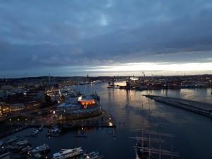 Hoeveel daglicht is er in Zweden in de winter?