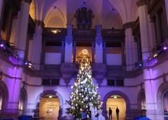 Knutsdagen - Julgransplundring