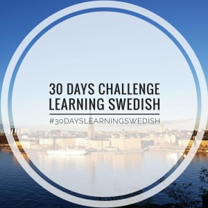 Learn Swedish in 30 days