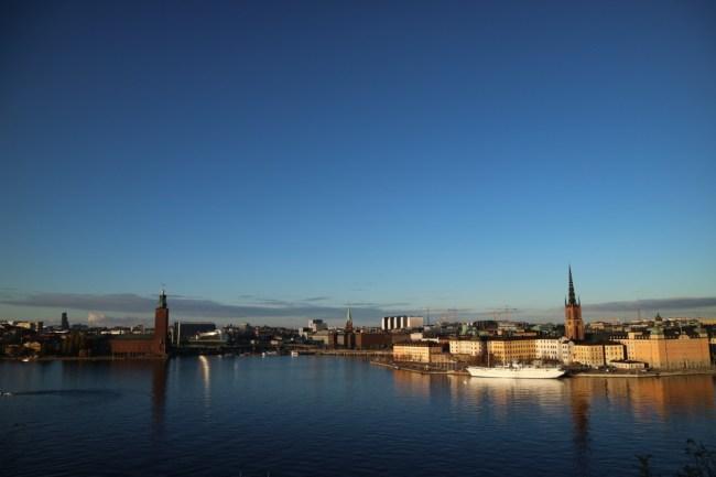 Travel planning Stockholm