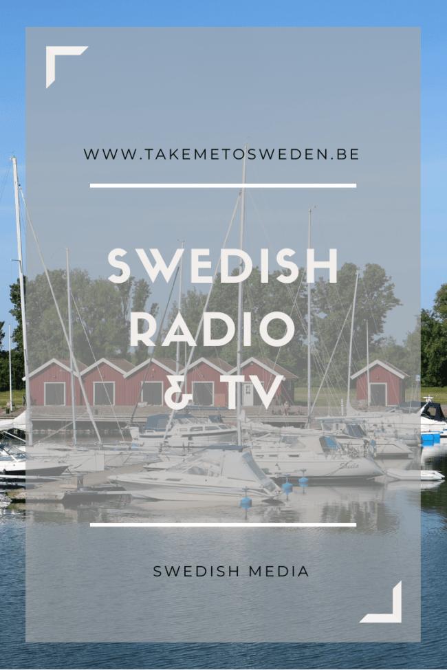 Swedish media: radio & tv