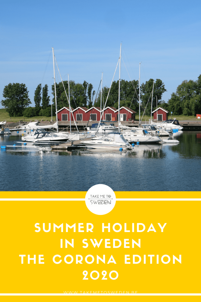 Summer holiday tips in Sweden - the corona 2020 edition