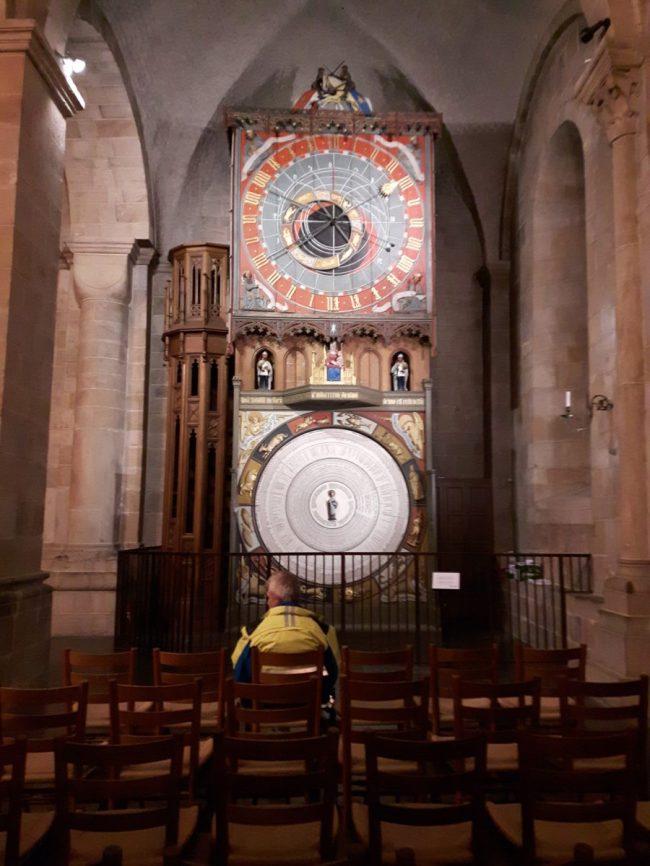 Domkyrkan Lund: astronomische klok
