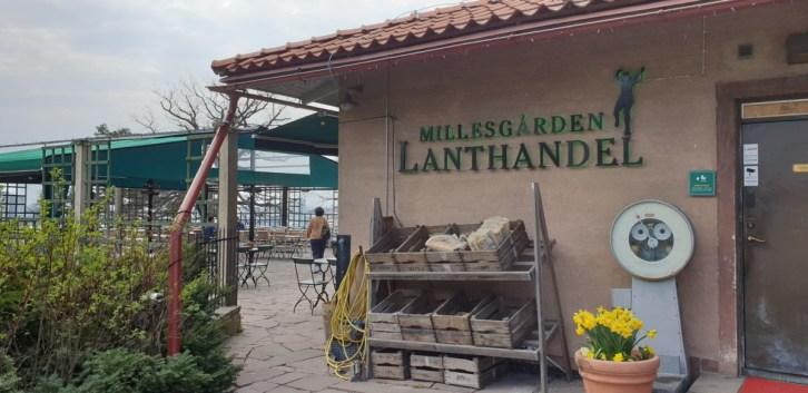 Millesgården Lanthandel