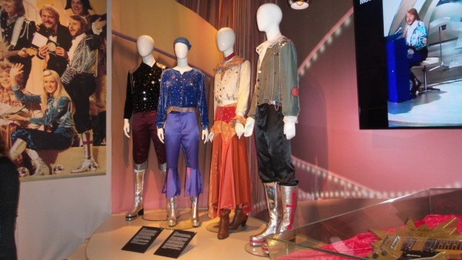 Waterloo outfits ABBA